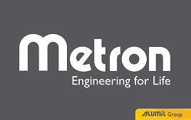 METRON Logo Engineering for Life